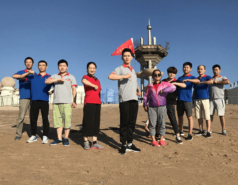 LingGong Employee Team Activities